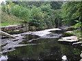 NZ0814 : Dairy Bridge : River Greta by Hugh Mortimer