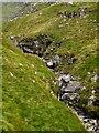 NN1745 : Burn, Coirean Riabhach by Chris Eilbeck