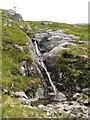 NN1746 : Waterfall, Coirean Riabhach by Chris Eilbeck