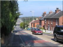SU5707 : North Hill, Fareham by Andy W