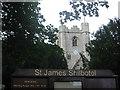 NU1908 : Shilbotel Church by Clare Smith