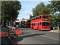 TQ2789 : Rail Replacement by Martin Addison