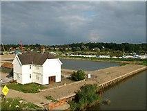TM4599 : St Olaves Marina by Bob Crook