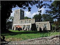 TA3719 : St. Helen's Church, Skeffling by Paul Glazzard
