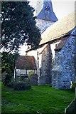 TR1859 : Fordwich Church by Stephen Nunney