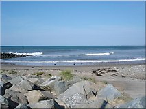 SH4356 : Dinas Dinlle by Dot Potter