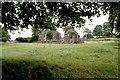 N0130 : The Nuns' Church,  Clonmacnoise by Bob Embleton