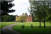 TL9558 : Gedding Hall, Suffolk by Bob Jones