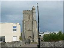 ST3049 : St Andrew's Church Burnham on Sea Somerset by Brian Robert Marshall