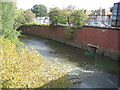 SP1189 : River Tame at Bromford Bridge by David Stowell