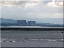 ST2146 : Hinkley Point Power Stations by Brian Robert Marshall