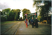 SK3455 : National Tramway Museum, Crich by Carol Walker