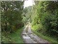 NH4744 : Driveway to Cluanie by John Allan