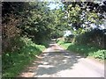 TM3155 : Mill Lane, Campsea Ashe by Adrian Cable