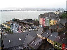 W7966 : An Cobh, Co. Cork by Peter Craine