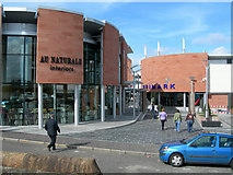 NS3421 : Ayr Central by Mary and Angus Hogg