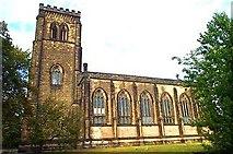 SE3121 : St Paul's Church, Alverthorpe, Wakefield by Bill Henderson