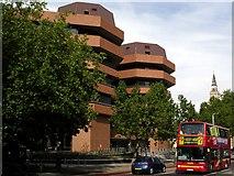 TQ1780 : Perceval House, Uxbridge Road, Ealing, W5 by Peter Jordan