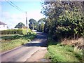 TM3378 : Lane near The Grove by Geographer