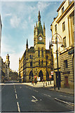 SE1633 : Wool Exchange, Bradford by Colin Smith