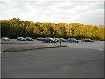 TA0225 : Car Park, near Humber Bridge by Danny P Robinson