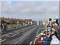 NZ3865 : The A 183, Coast Road, South Shields. by Bill Henderson