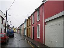 Q4401 : An Daingean (Dingle): Dykegate Street by Nigel Cox