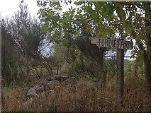 NJ6501 : Fordie Farm by Stanley Howe