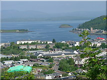 NM8529 : Oban Bay by Ron Ireland