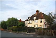 SJ6652 : Semi-detached house on Birchin Lane, E Nantwich by Espresso Addict