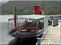 NY3916 : Glenridding Pier by Stephen McKay