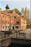 SJ6902 : Coalport Pottery by Chris Allen
