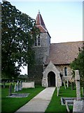 TL3278 : All Saints, Pidley by Gordon Brown