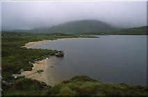 NH0077 : Lochan Feithe Mhic Ilean from the west end by Kieran Evans