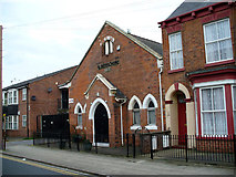 TA0828 : Holiness Church, Coltman Street by David Wright