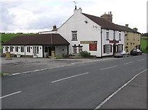 NZ1425 : The Bridge Inn : Ramshaw by Hugh Mortimer