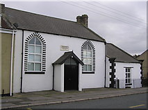NZ1425 : Primitive Methodist Chapel (dated  AD 1870) by Hugh Mortimer