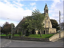 NZ1525 : St. Paul's Church  : Evenwood by Hugh Mortimer