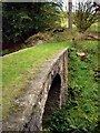 NY8261 : 'Flue Bridge' at Langley by Bill Cresswell