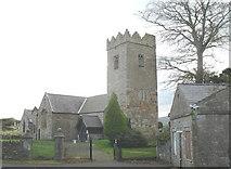 SH4862 : Eglwys Llanbeblig Church by Eric Jones