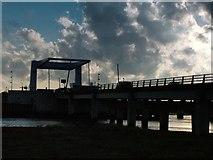 TG5108 : Breydon Bridge. by Bob Crook