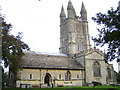 SU0993 : Cricklade: St. Sampson's Church by Nigel Cox
