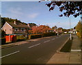 NY3858 : Lowry Hill Road, Lowry Hill, Carlisle by Adrian Taylor