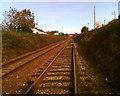NY1441 : Railway by Adrian Taylor