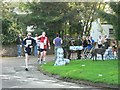 NY4559 : Great Cumbrian Run, near Crosby-on-Eden by Rob Burke