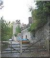 SH5462 : Castell Bryn Bras Castle by Eric Jones