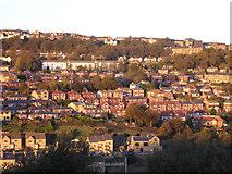 SE0724 : Sun-kissed Sowerby Bridge by John Illingworth