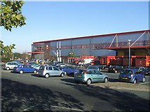 SO9298 : Royal Mail Northwest Midlands Mail Centre by John M