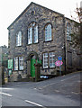 SE0125 : Mytholmroyd Methodist Church by Phil Champion