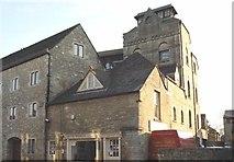 ST8893 : Tetbury Brewery Hampton Street by Paul Best